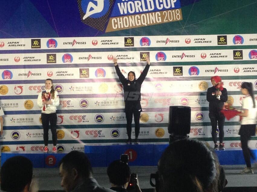 Curi Tiga Medali di Tiongkok, Menpora : Modal Bagus ke Asian Games 2018