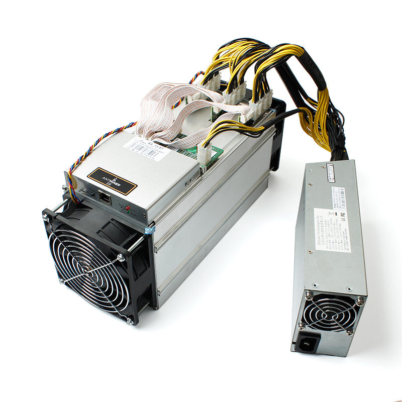 Antminer S9 & T9 (Ready Stock)