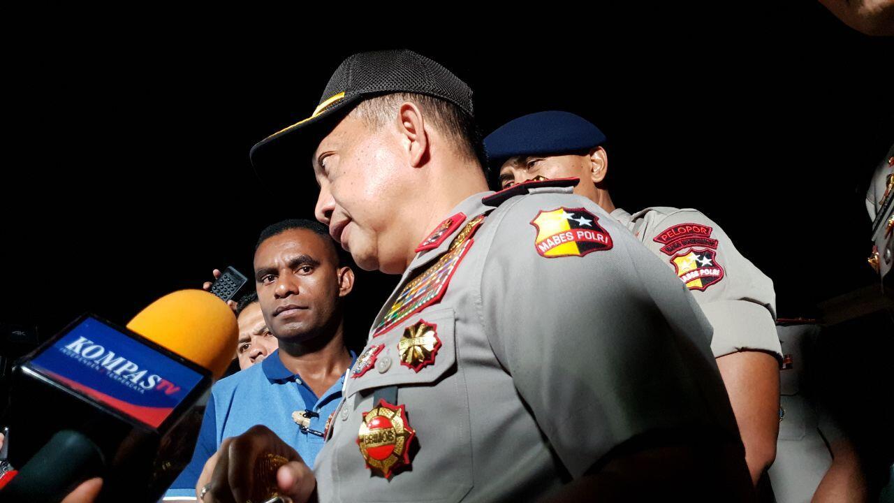 Kenapa Teror Bom Menyasar Surabaya? Ini Jawaban Kapolri