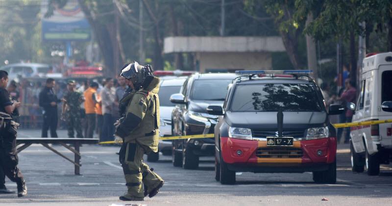Kapolri: Teror Bom Ajak Anak Kecil Jadi yang Pertama di Indonesia