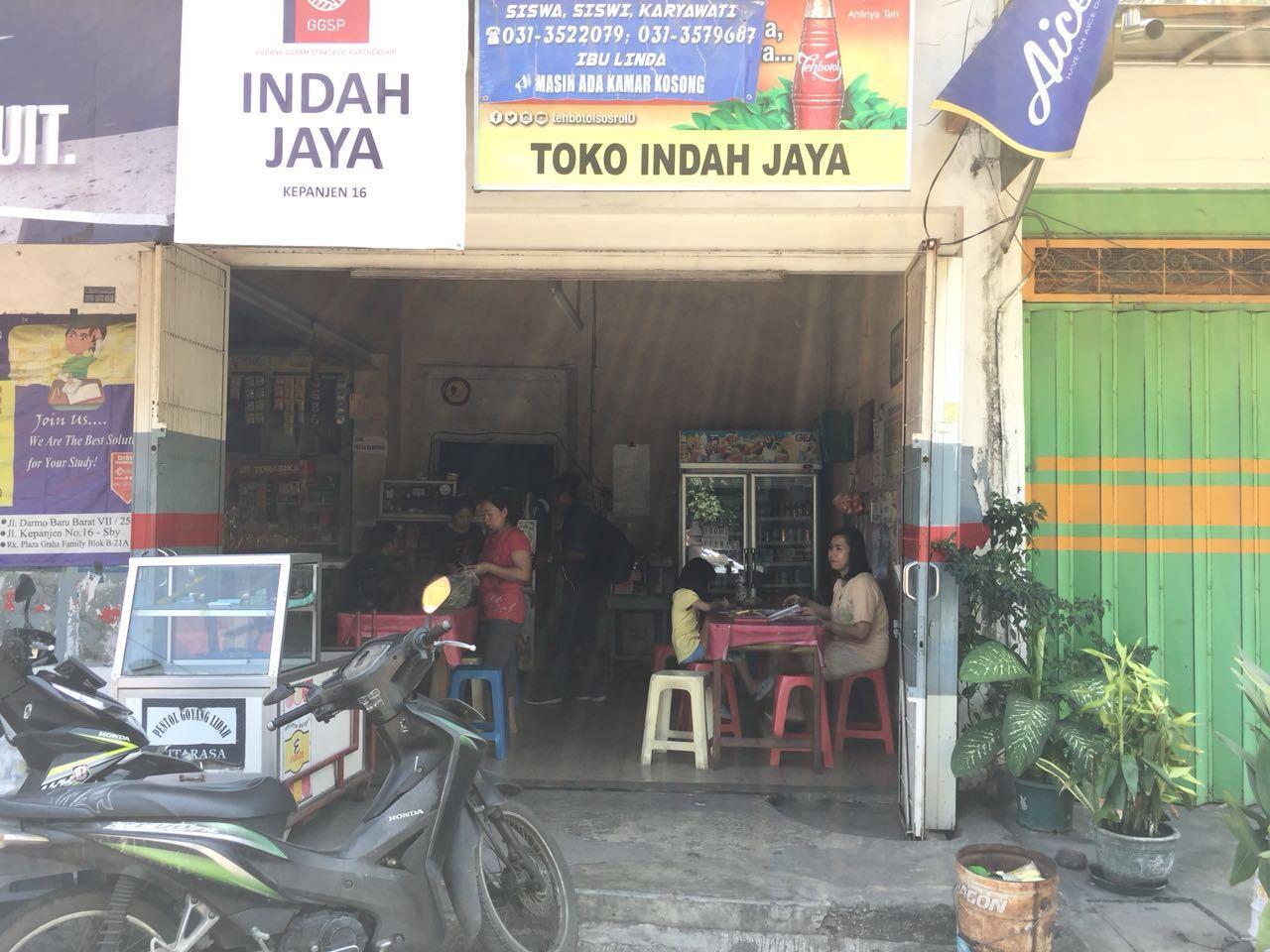 Bom Mapolrestabes Surabaya, Saksi Mata Mengira Ledakan Elpiji