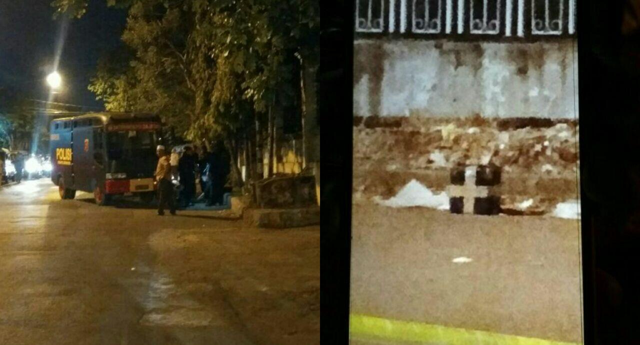 Kotak Misterius Diamankan Tim Jihandak di Sukomanunggal Surabaya