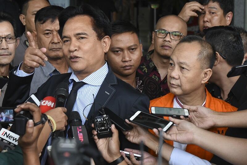 Bantah Telah Rugikan Negara, Syafruddin Temenggung Ajukan Keberatan di Sidang