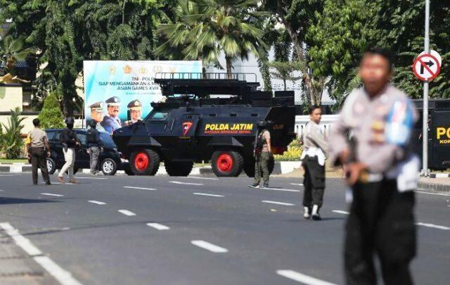 Bom Bunuh Diri Mapolrestabes Surabaya Disebut Mengerikan