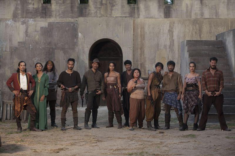 GRISSE, Drama Sejarah Gresik Segera Tayang Lewat Serial HBO Gan!