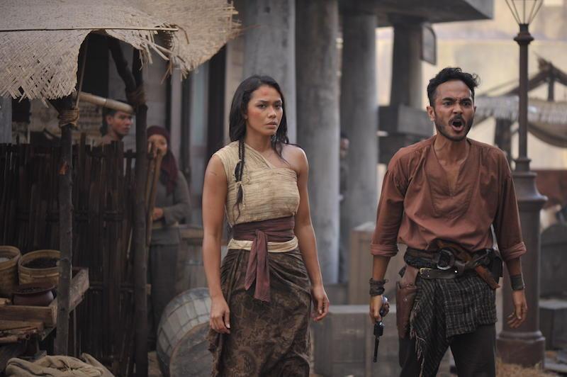 Bocoran Cuplikan Adegan GRISSE, Serial Drama Sejarah dari HBO Asia