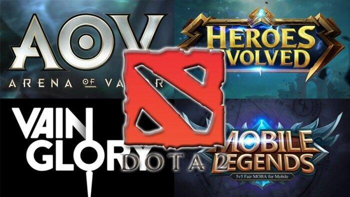 TOP 5 HERO YANG WAJIB ADA DISETIAP GAME MOBA