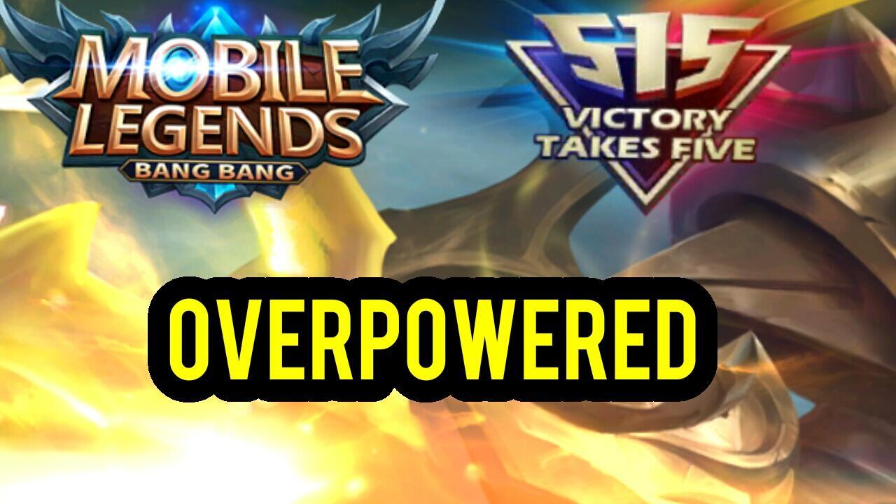 Inilah 5 Hero Mobile Legends Terbaik Dimasanya