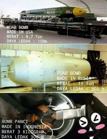 10 Meme Bom Teroris ini Kocak Abis, Bikin Ketawa Meledak-Ledak