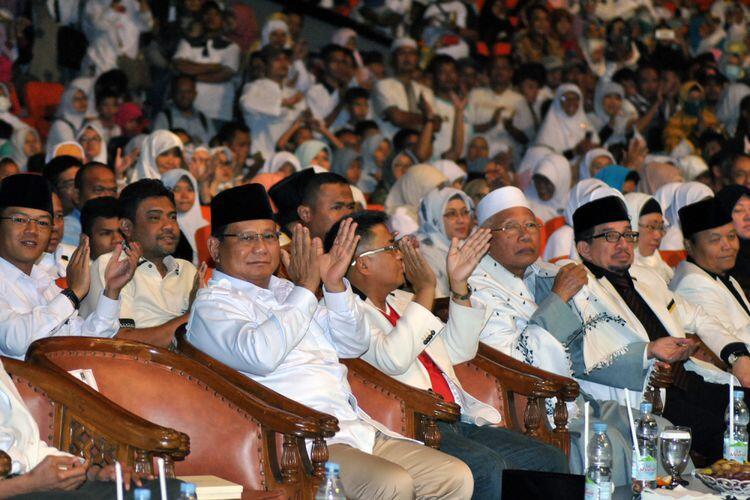 Prabowo: PKS Punya Tempat Khusus di Hati Saya