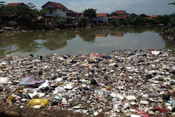 [COC GL] Sungai Kita Bukan Tempat Sampah!