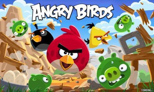 5 Karakter Game Angry Birds yang Bikin Ane Lebih Teliti