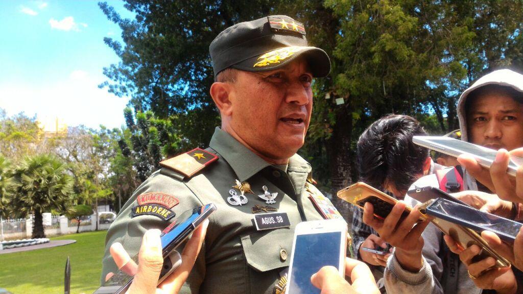 Kodam XIV Hasanuddin Pantau Pergerakan Jaringan Teroris