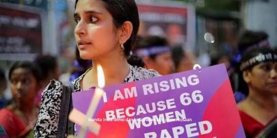 Gadis 16 Tahun Diculik dan Diperkosa Massal