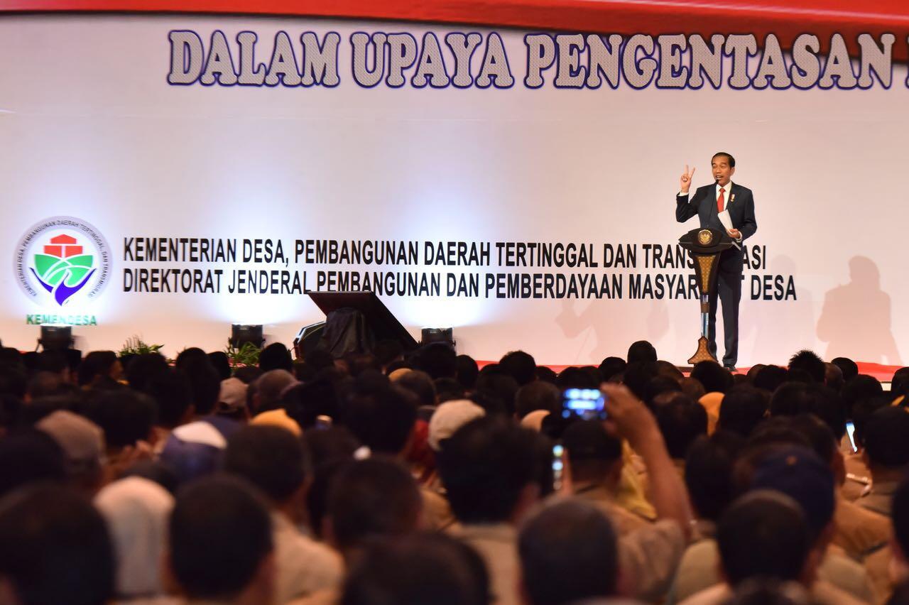 Padat Karya Penting Agar 187 Triliun Dana Desa Tak Kembali ke Jakarta
