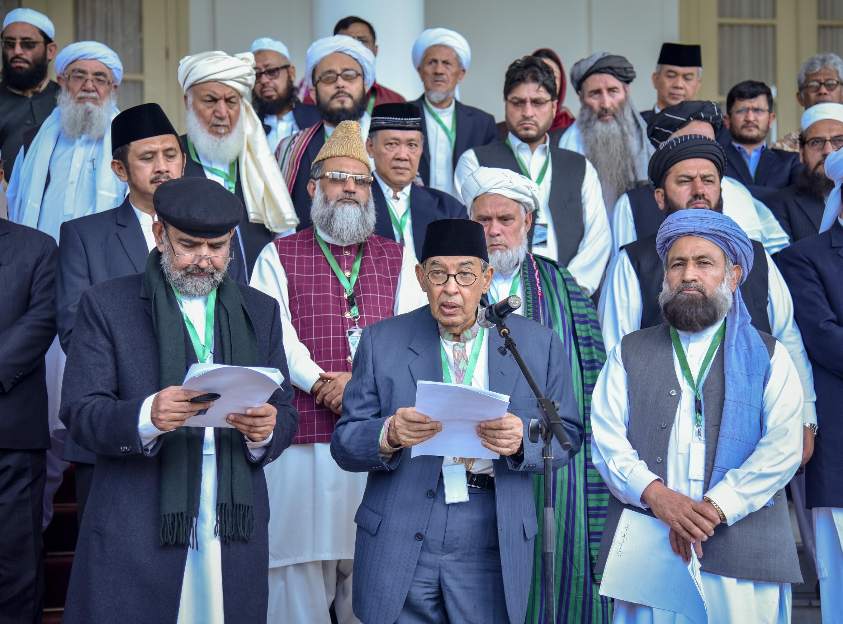 Deklarasi Ulama untuk Perdamaian dari Pertemuan Trilateral Ulama di Bogor