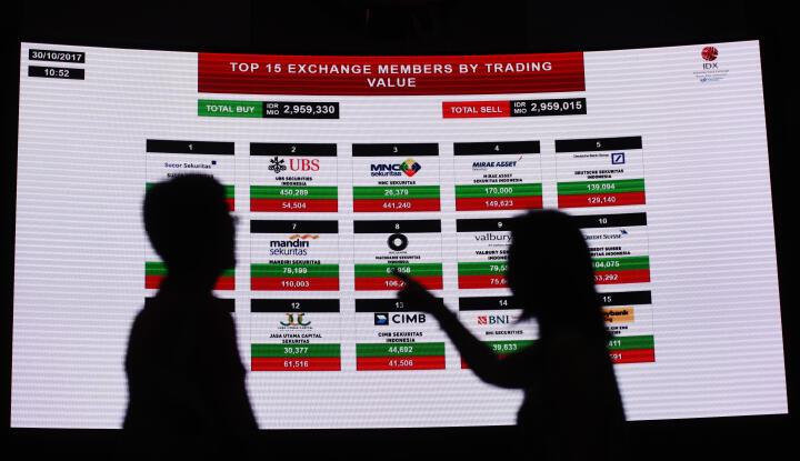 BEI Pastikan Pasar Modal Indonesia Kondusif