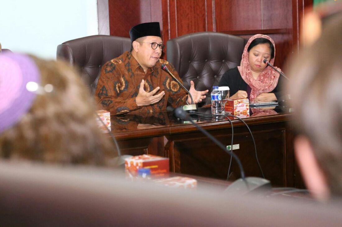Menag: Indonesia Sangat Serius Tangani Terorisme
