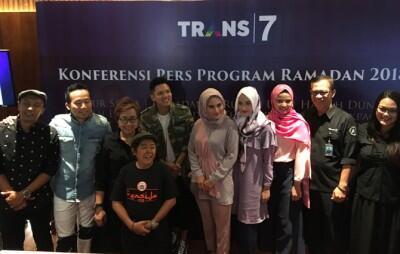 Trans7 Pastikan Tak Tayangkan Pengisi Acara yang Mendukung Radikalisme