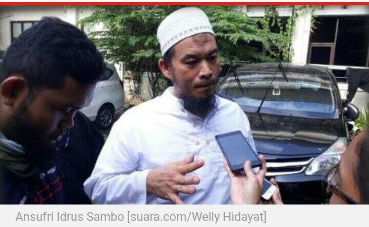 Garda 212: Bom Surabaya Pengalihan Isu, Jangan Salahkan Teroris