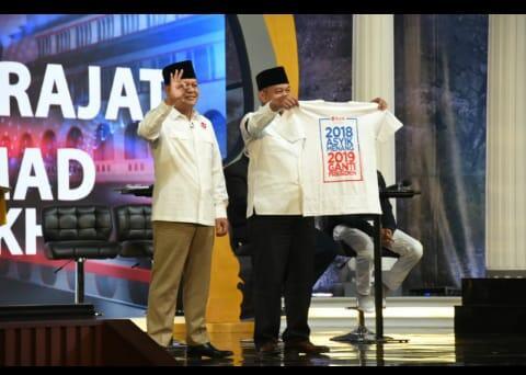 Soal Kaus 2019 Ganti Presiden, Fadli Zon Anggap Ide Sudrajat-Syaiku Brilian
