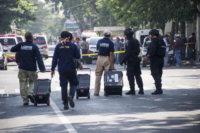 Teror Bom di Negeri Nan Santun