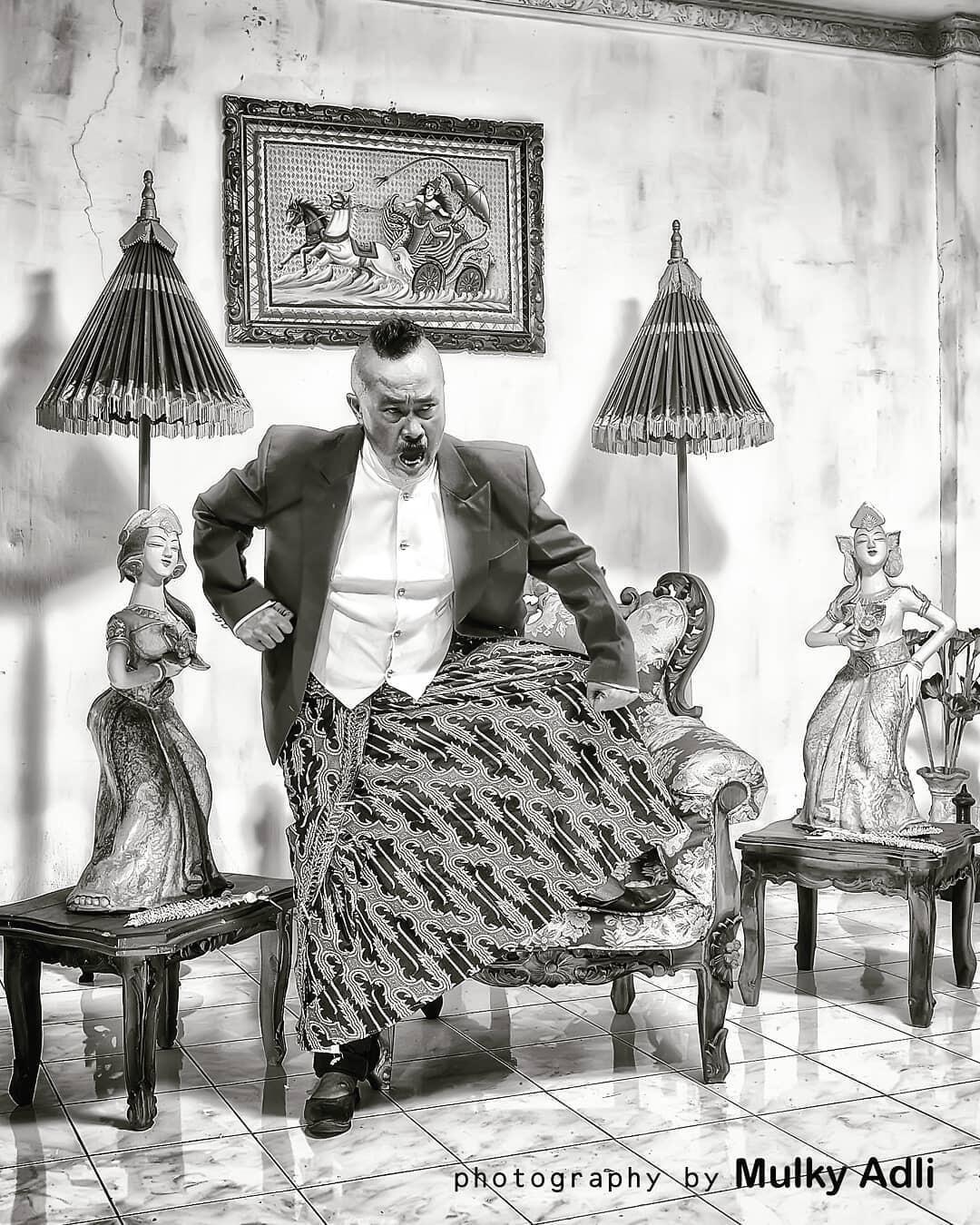 Pelawak Gogon Meninggal Dunia, Ini 5 Perjalanan Kariernya