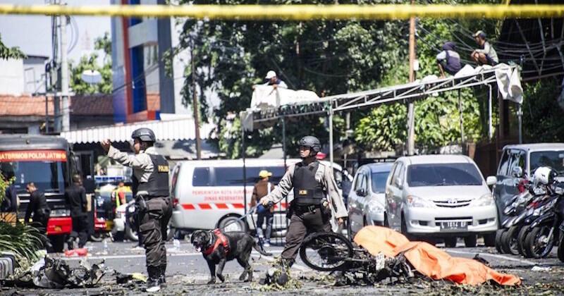 Dirawat Intensif, Anak Pelaku Bom Polrestabes akan Dijenguk Keluarga