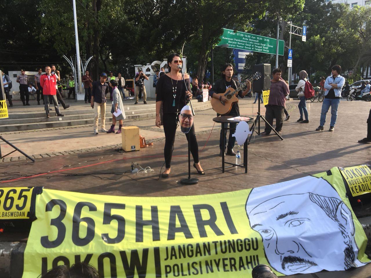 Kuasa Hukum Bantah Novel Baswedan Jadi Penghalang Kasusnya Terungkap
