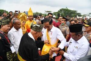 Jokowi Minta Momentum Penguatan Ekonomi Dijaga