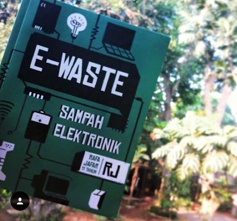 [Generasi Inspirasi] Masih Muda! Rafa Udah Bikin Gerakan Sadar Sampah Elektronik