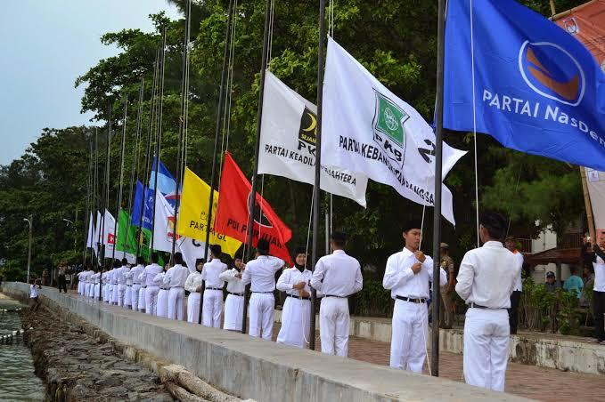 Kemana Para Partai Politik Ketika Indonesia Darurat Teroris