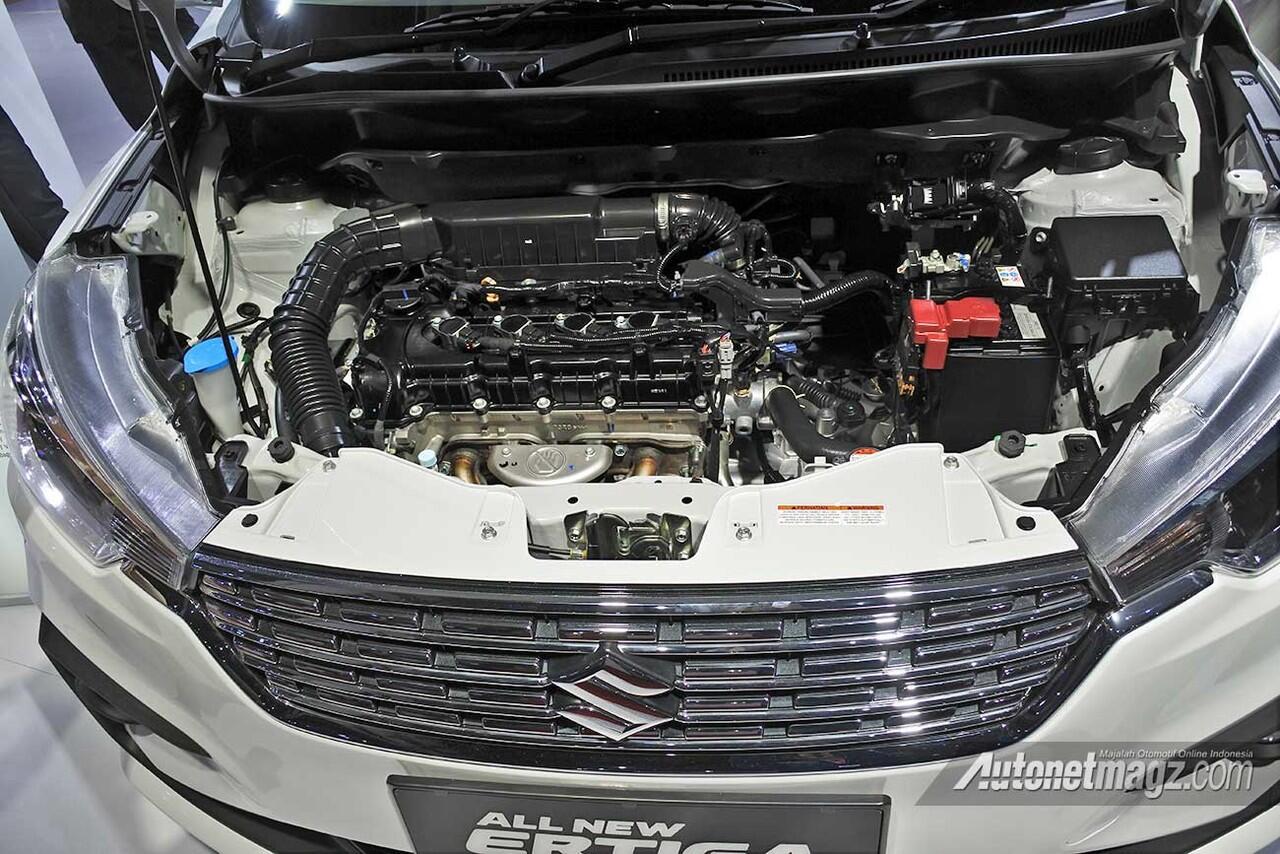 Suzuki Ertiga 2018, Banyak Perubahan dan Fitur Baru !!