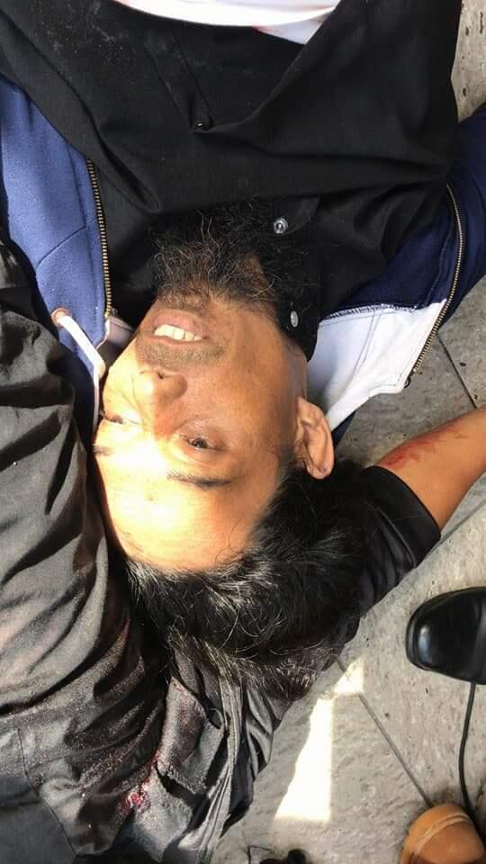 Pelaku Penyerangan Polda Riau
