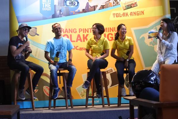 [Field Report] Meet The Expert With Tolak Angin, Kereeeeen! #CaraPintarGueMTE