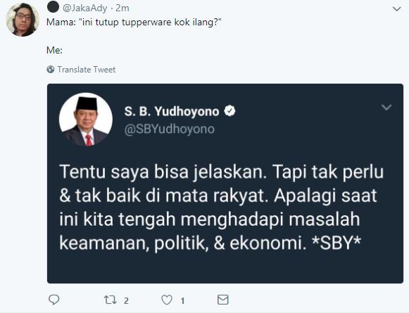 meme terbaru pak SBY is coming bois