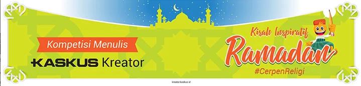 Kisah Ramadhan Pertamaku Kaskus