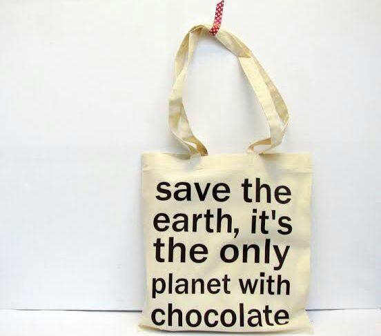 [COC GL] Langkah Kecil Lindungi Bumi, A La Foodie Style