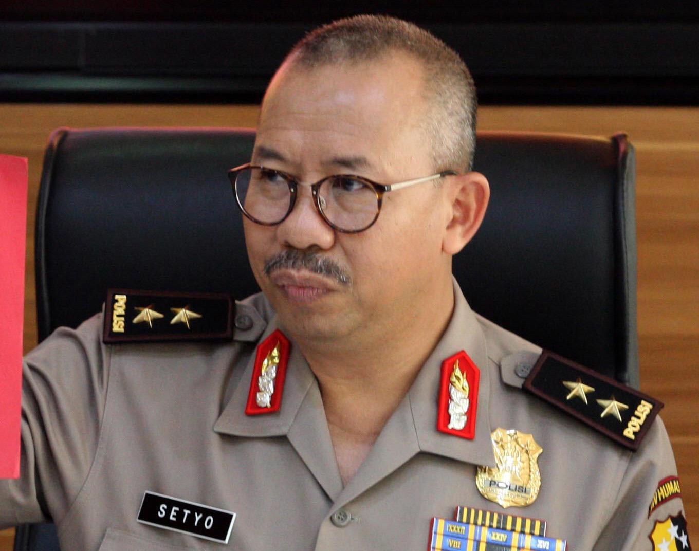 Empat Pelaku Teror di Polda Riau Tewas