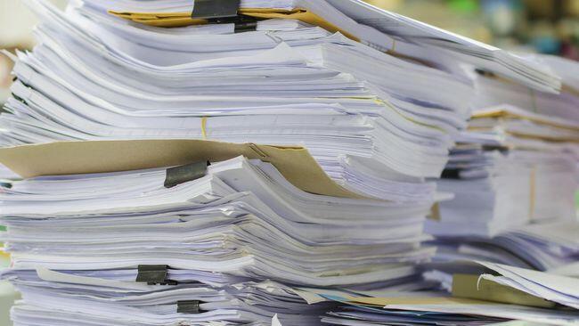 [COC GL] Penggunaan kertas daur ulang untuk kelangsungan hidup