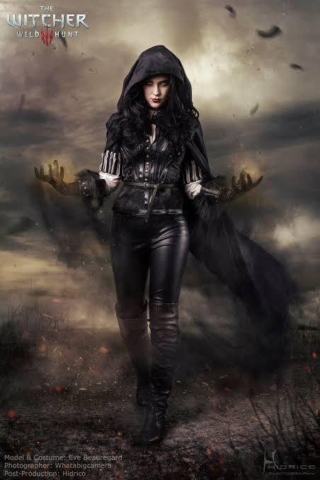 [TOP 5] Inilah 5 Karakter Keren The Witcher 3 Yang Ane Mainin