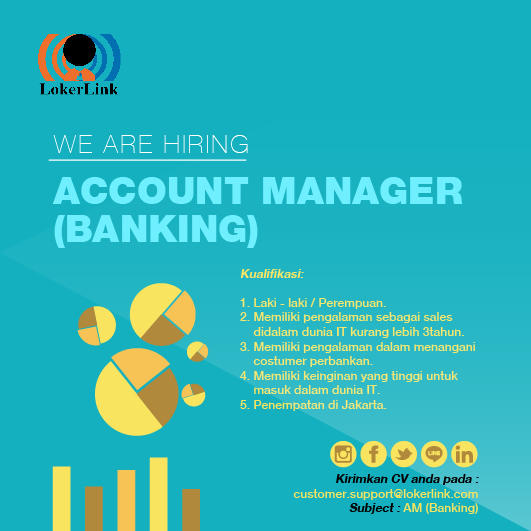 ACCOUNT MANAGER (BANKING)