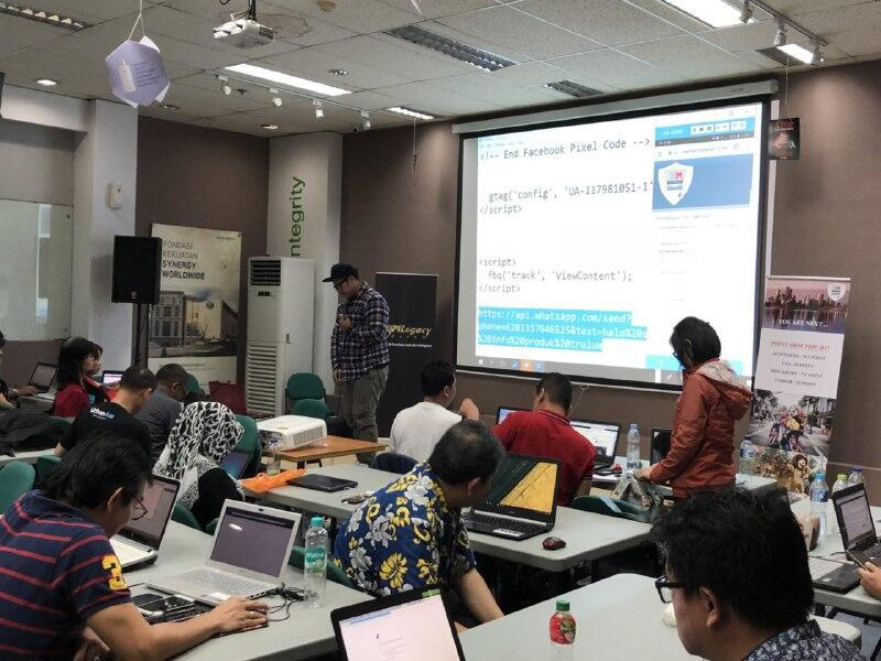 Training Digital Marketing bagi pemula sampai mahir (Gratis Webinar)