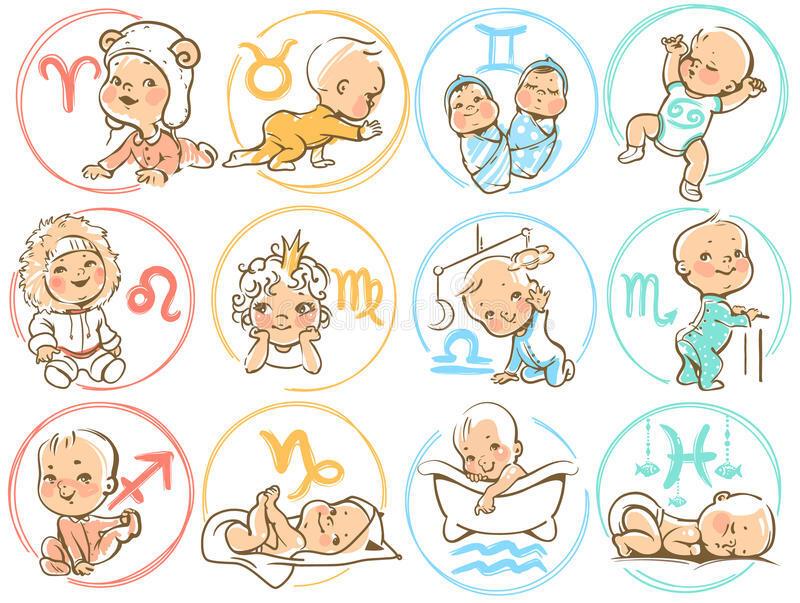 Kepribadian Bayi Dilihat dari Zodiak