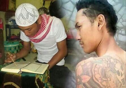 Taubatnya Sang Preman Di Bulan Ramadhan