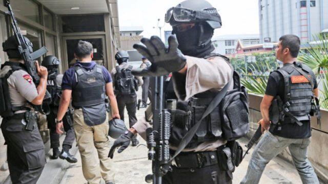 Koopssusgab dan Kopassus Bantu Polisi dalam Pemberantasan Teroris