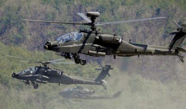 TNI AD Terima Helikopter Apache, Lupa Mimpi Buruk Embargo