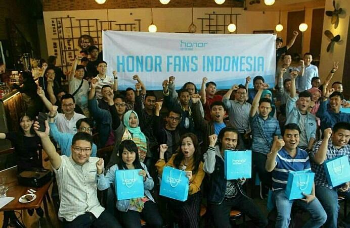 [OFFLINE EVENT] Honor Fans Gathering, Performa Terbaik Honor 7X Hadir Untukmu