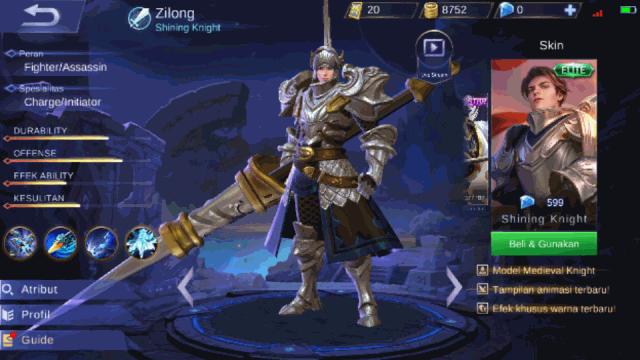 Top 5 Ternyata 5 Hero ML Ini Nggak Laku di Mode Ranked, Gamer Berani Liat?
