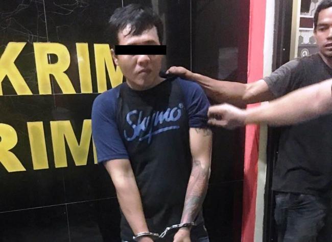 Gasak Toko Emas, Dua Residivis Keok Ditembak Tim Jatanras
